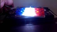 Продава Се!!! Полицейски ефект за коли/мотори или за в къщи