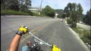 V Downhill Drift Trike - Aldeia da Serra