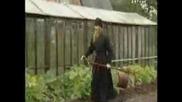 Чудна лопата - изобретението на отец Геннадий