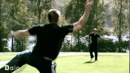 Supernatural everybody dance now