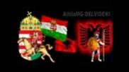 Унгаро - албанско братство! Войводина е унгарско, косово е албанско!