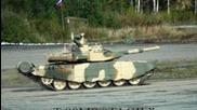 Руският Супер Танк Т90 Тагил - Това Може да се Види Само в Русия - Супер Тунинг