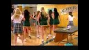 School Gyrls What Goes Around Official Music Video - Funny scene
