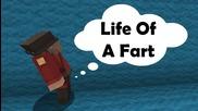 Minecraft - Jivota na Pradnq ( Life Of A Fart )