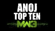 Modern Warfare 3: Top 10 Amazing Kills: Episode 1 by Anoj