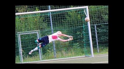 Best Goalkeeper Saves Vol.2