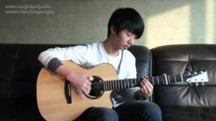 Rolling In The Deep - Sungha Jung