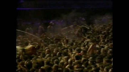 Nine Inch Nails - Wish (woodstock 1994)