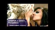 Andreea Teodorova si Costi Ionita - Upotrebena (videoclip Hd 2009)