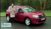 Ревю на Dacia Sandero 2013