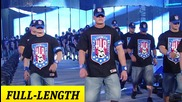 John Cena's 25th Anniversary of Wrestlemania Entrance