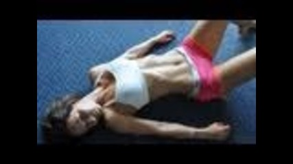 600 rep Fat Burn Workout with Zuzana Light Bodyrock.tv