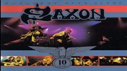 Saxon - 10 Years Of Denim And Leather 1989