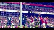 Arsenal---vsichki golove za 2013/14