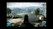 Battlefield 3 Multiplayer Gameplay [pc] [high Settings]