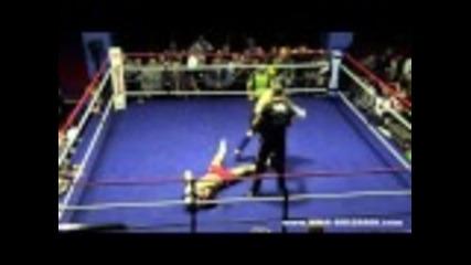 Георги Стойчев срещу Пламен Петков - 90 кг (аматьорското Мма състезание)