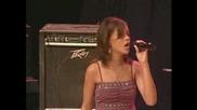 Rihanna-hero (when she was 15 years old)