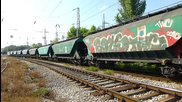 Бжк с локомотив 40 0797 през Шумен