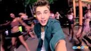 "Justin Bieber ""beauty & The Beat"" Featuring Nicki Minaj"