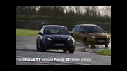 Focus Sts go head-to-head at Castle Combe