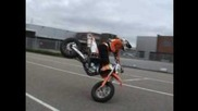 Ktm Супермото Stunt