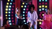 Violetta 2: I ragazzi alla festa cantano Ser Mejor (ep.1) - Hd