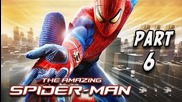 The Amazing Spider-man Walkthrough - Part 6 [chapter 3] The Incinerator Let's Play