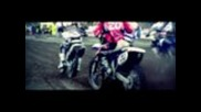 Motocross- Men De Dycker - Monster Energy