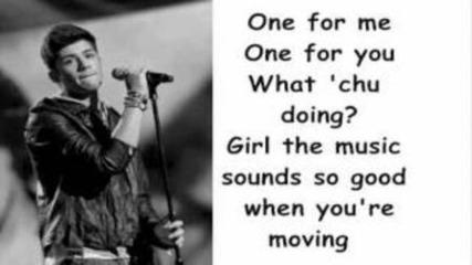 Zayn Malik Solos (lyrics On Screen)