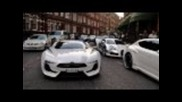 Amazing Arab Supercars in London 2010 - Combos