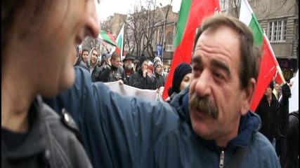 Битката за Варна част 2. Протест 24.02.2013г.