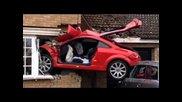 Най-лошите шофьори компилация нови 2013 Европа