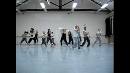 'g is for girl' Ciara. Choreography by Jasmine Meakin.