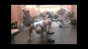 Street Fitness: Beastmode - много здрав негър прави 200