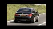Bmw 760li F02 drifting
