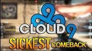 Cs:go - Cloud9 Sickest Comeback! (esl One)