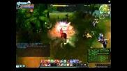 Cabal Online - Warrior Battle Mode 3 ^^