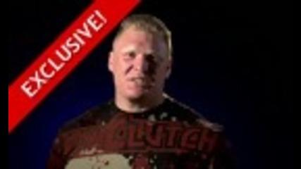 Wwe '12 Brock Lesnar Trailer