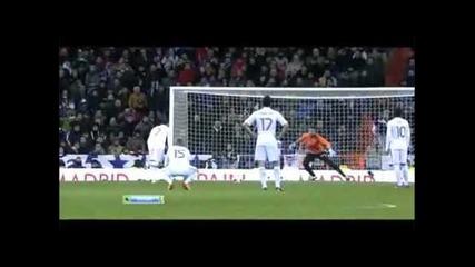 Cristiano Ronaldo - The King Of Madrid - Goals & Skills - 2012