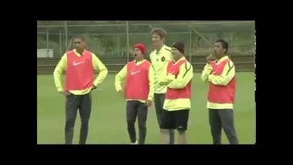 Манчестър Юнайтед голoво предизвикателство