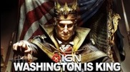 Assassins Creed 3 Dlc: George Washington is King
