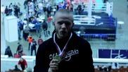Бивш участник в групата Нсо, посвети своя медал и победа на Максим Базилев