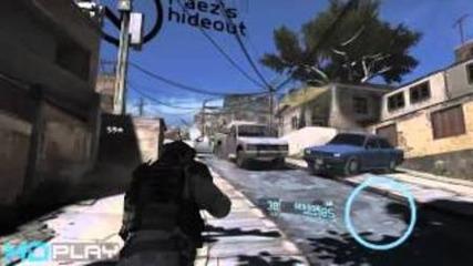 Ghost Recon Future Soldier - Walkthrough Part 1