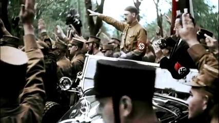 Rammstein - Ich Will ( Hitler version ) [hd]
