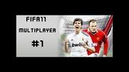 Fifa 11 Multiplayer #1