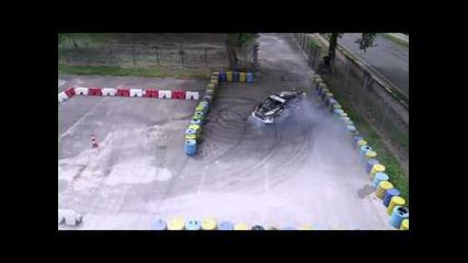 Ken Block Drifting - Ford Fiesta