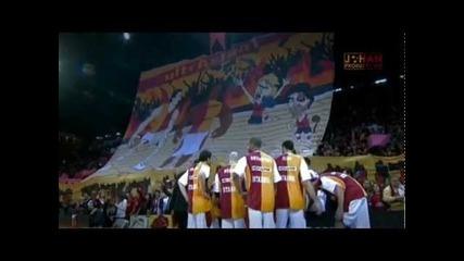 Galatasaray - Cska Moscow - Abdi Ipekci Hell [2011-2012]