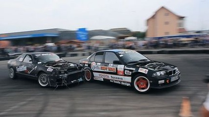 Gtt Drift Series - 2011 Recap