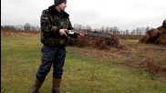 Тоз-34 пристрелка ружья