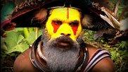 Посланиците на джунглата- Папуа-нова Гвинея, племената